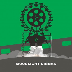 Indie Film Loop's Moonlight Cinema Event