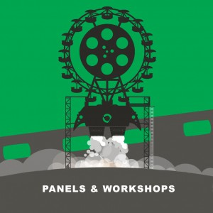Panels & Workshops at Indie Film Loop at the cobb galleria centre in atlanta georgia