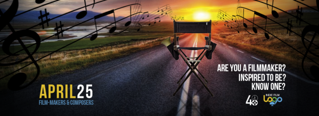 Are you a Filmmaker? Inspired to be a filmmaker? Or know a filmmaker?