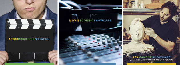 All Film Industry Showcase Event
