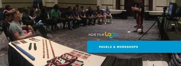 Indie Film Loop Conference in Atlanta Georgia at the Cobb Galleria Centre will also provide workshops, panels discussions, keynote speakers and more. Film Industry professionals will get an experience like no other