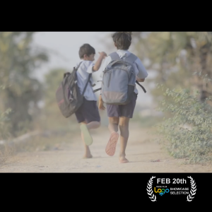 A short film directed by that was selected to be showcased by the Indie Film Loop on feb 20th
